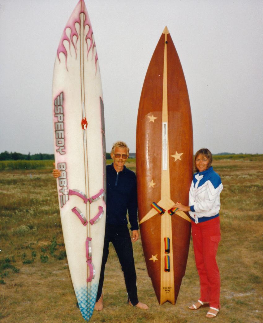 1985 Mina brädor - 1983 - 1989