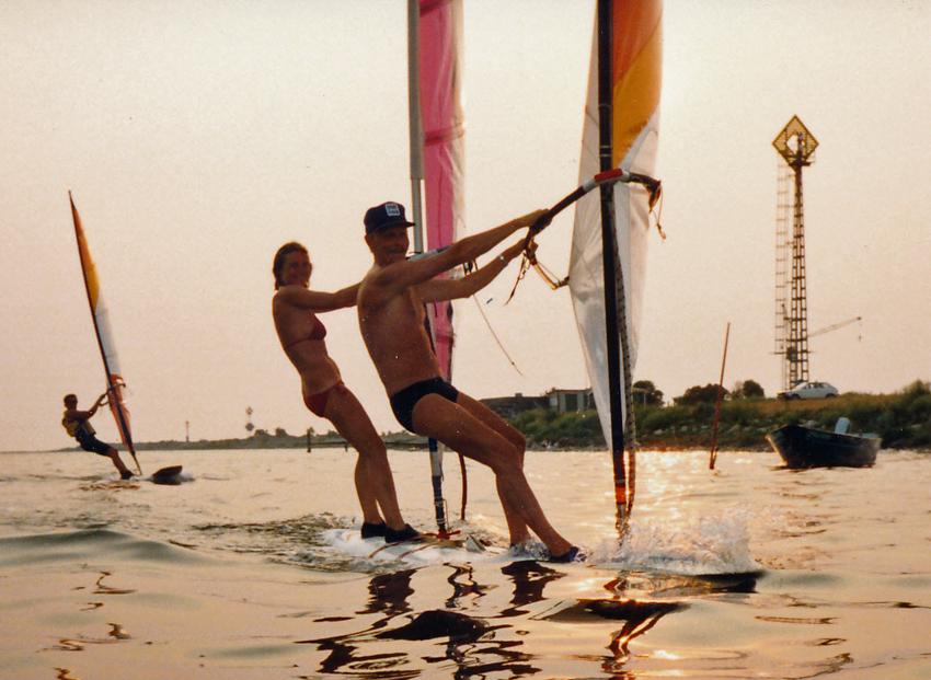 1986 Bröllopsfoto Brigitte och Janne - 1983 - 1989