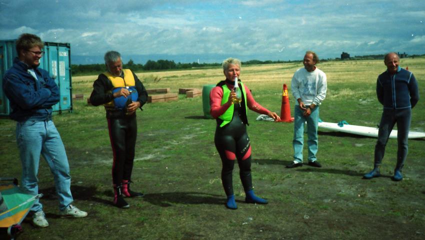 1989 Tony, Kacke, Janne och Ungraren - 1983 - 1989