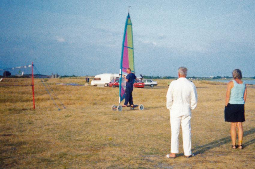 1992 Landsegling - 1991 - 1996