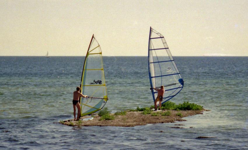 2000 Ö-surf Lasse och Janne Tandem - 1998 - 2007