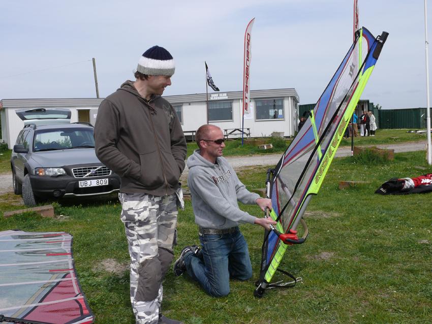 2008 Anders BQ och Tobias - 2008 PA Race