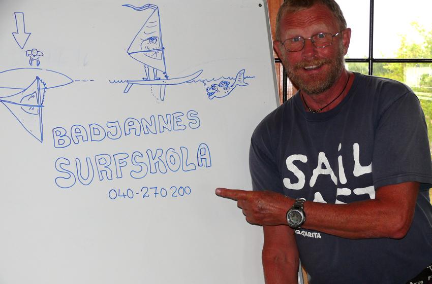2008 Badjannes Surfskola - 2008