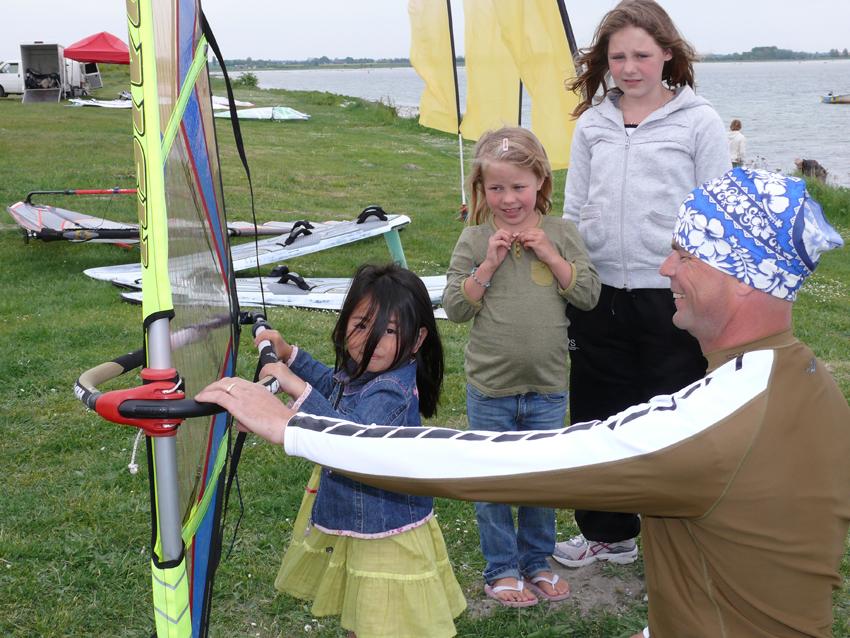 2008 Barnen testar med Peter Forslin - 2008 PA Race
