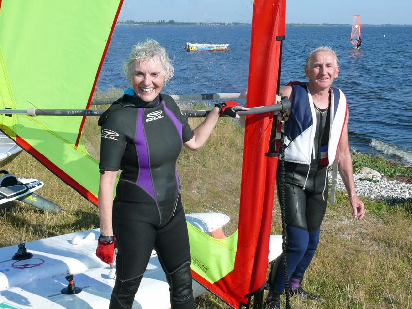 2008 Det gamla paret från Limhamn som kom varje år - 2008
