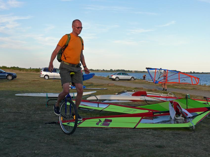 2008 En cyklande sekreterare - 2008