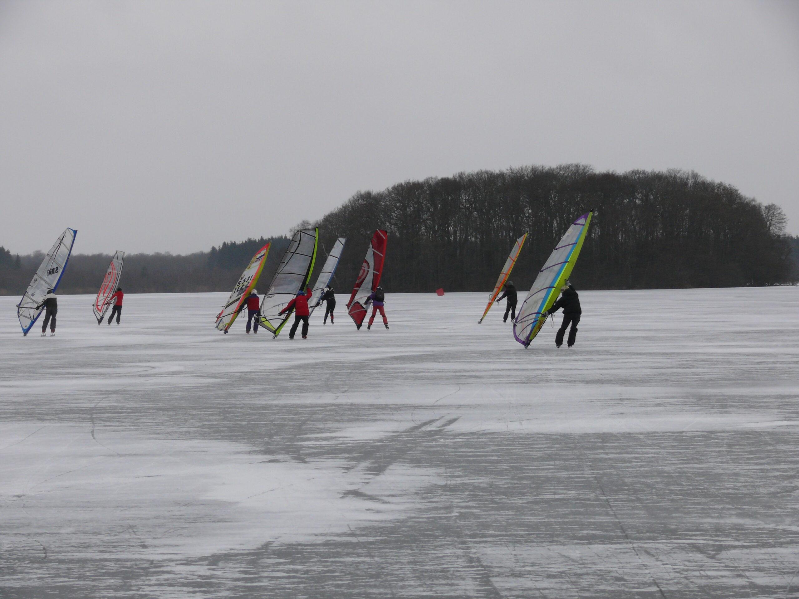 2009 Skånska soppslevsmästerskapen på Fjällfotasjön - 2009