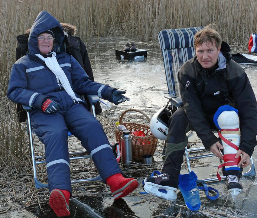 2009 Soppslev Brigitte och Patrik - 2009