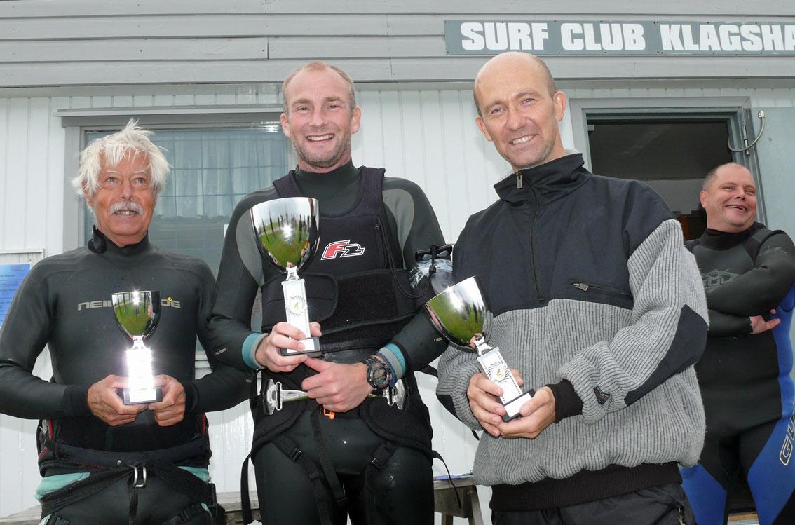 2010 KM Putte, Tobias och Marek vid prisutdelningen - 2010 - 2014