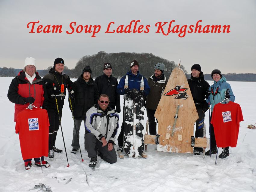 2010 Team soup ladles Klagshamn - 1998 - 2007