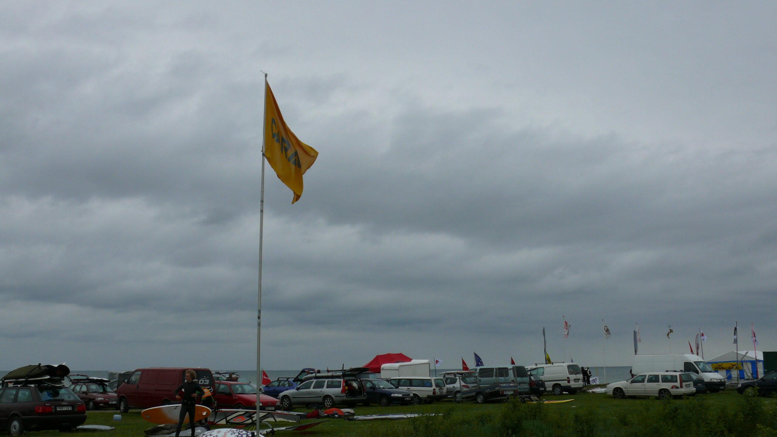 Caran flagga - SM 2007
