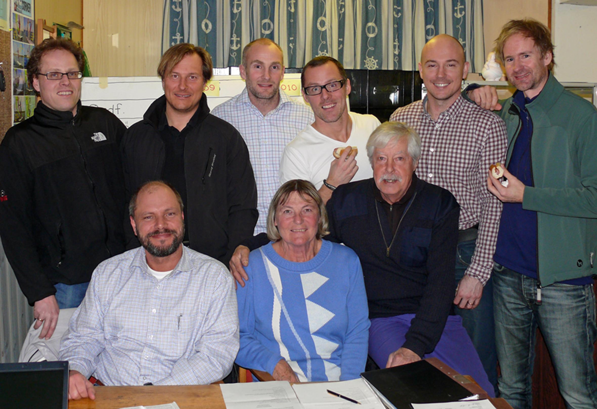 SCK Styrelse 2010 - 2010 - 2014