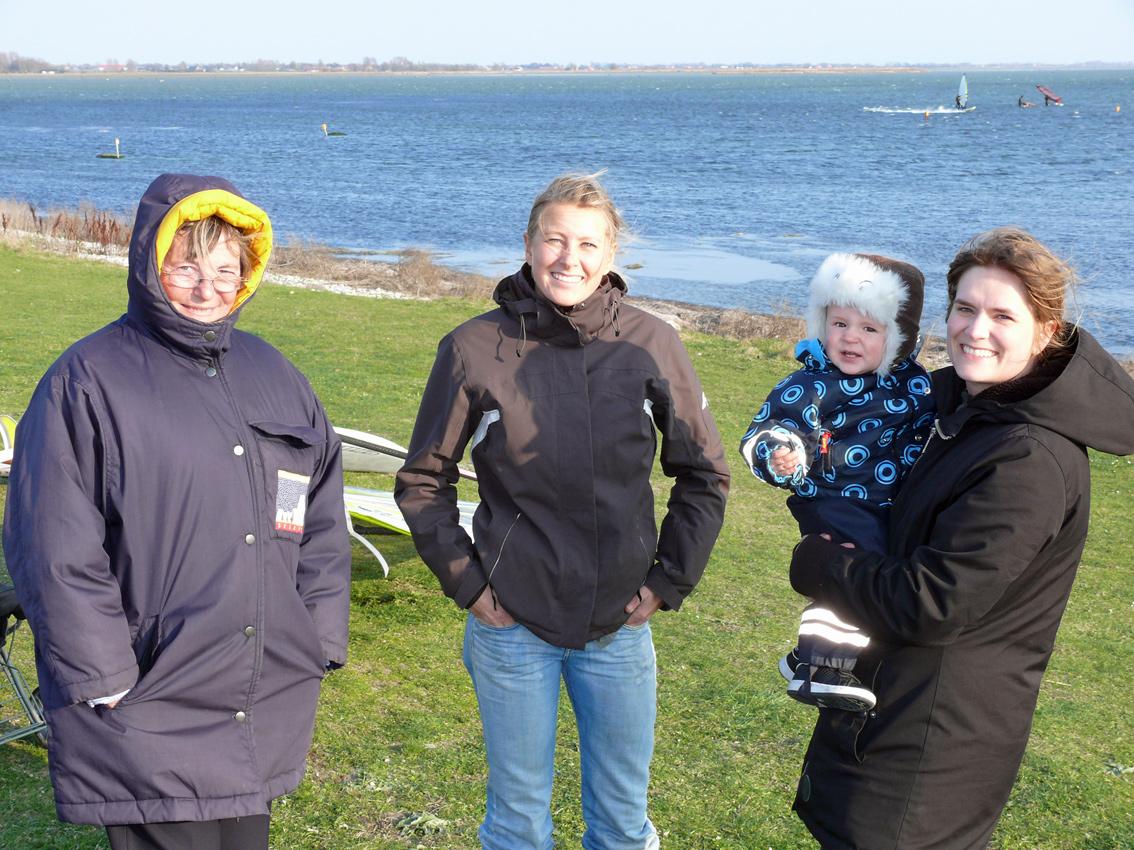 Tre damer - 1998 - 2007