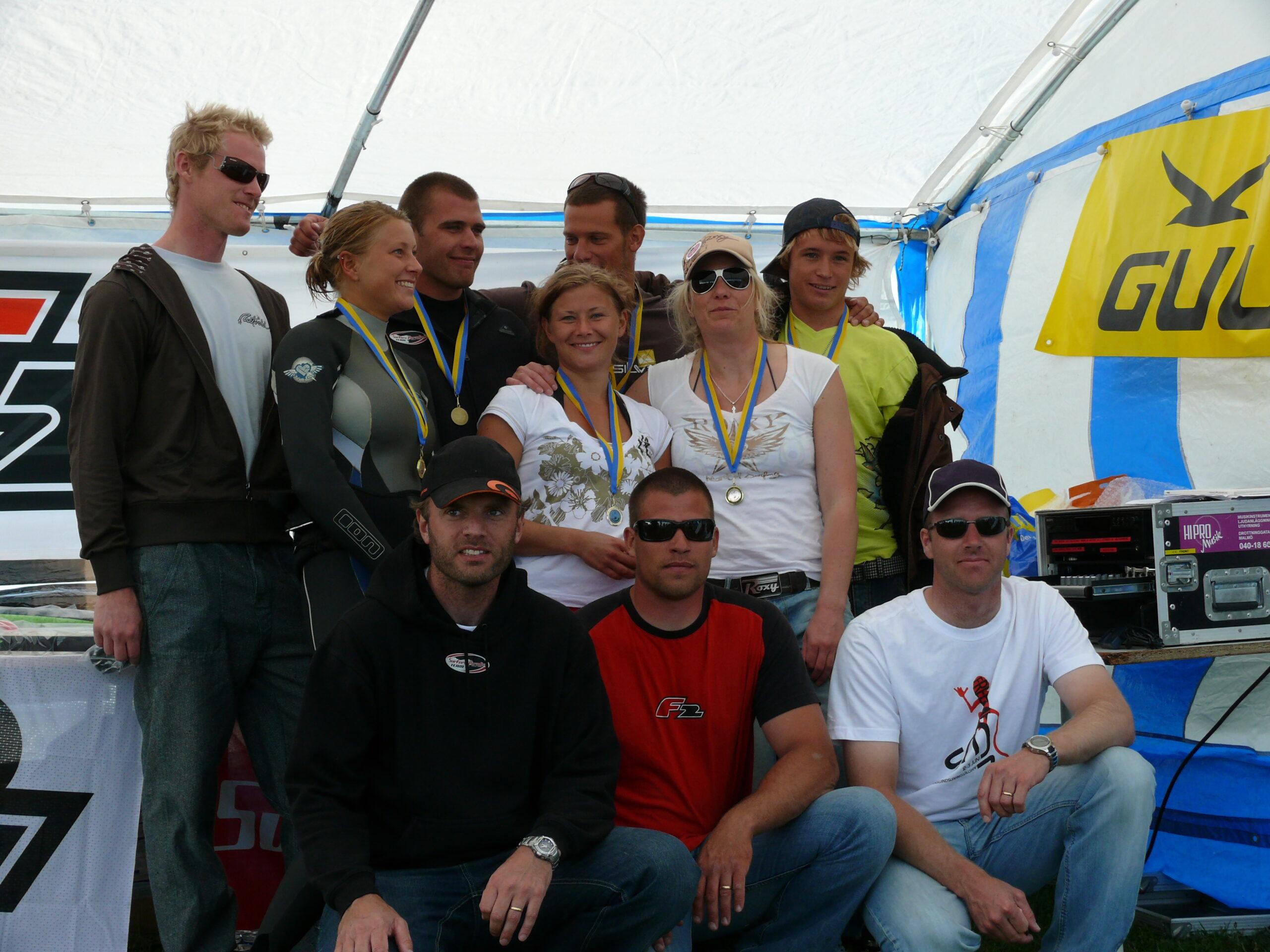 Vinnarna - SM 2007